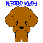 Dachshund Dog Grandpa