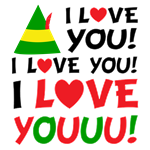 Elf Quote I love You