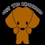 Obey The Dachshund Dog