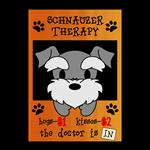 Schnauzer Therapy