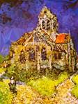 Van Gogh Church at Auvers