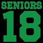SENIORS '18 - GREEN CLASS OF 2018