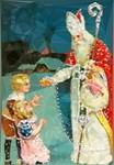 Vintage St Nicholas Gifts for Children