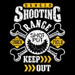 shooting range - keep out