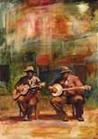 Paint Guitars