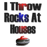 I Throw Rocks Houses