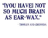 Troilus Cressida