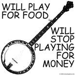 Banjo Humor