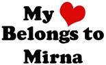 My Heart Belongs Albertina