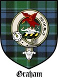 Graham Clan Badge