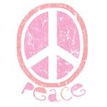 Anti Bush Peace Symbol
