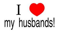 I <3 my husbands  Gifts