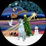 Irish Wolfhound Art