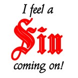 I Feel Sin Coming