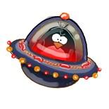 Space Ship Penguin