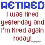 I Tired Yesterday