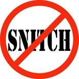 Snitching