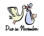Due November Maternity