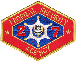 Federal Security Agency  Gifts