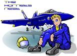 Cool Blue Angels