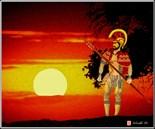 Hawaiian Warrior Art