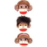 3 Cheeky Little Monkeys