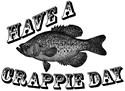 Crappie fishing Raglan