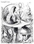 Alice Wonderland Illustrations
