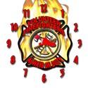 Volunteer firefighter Basic Clocks