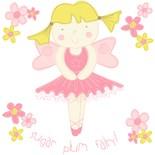 Flower Fairy Baby