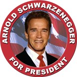 Arnold Schwarzenegger President