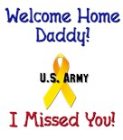 Welcome Home Daddy Army