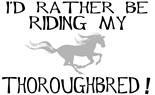 I'd Rather Riding