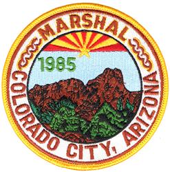 Colorado City Marshal  Gifts