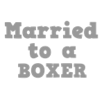 Married to a Boxer