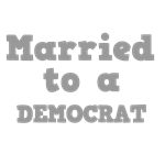 Married to a Democrat