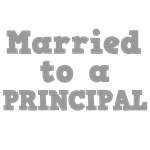 Married to a Principal