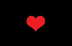 I Love (Heart) YiaYia Baby Onesie