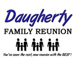 Daugherty Family Reunion