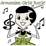 Armenia Girl