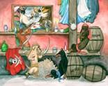 Funny Dobermans