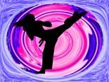 Purple Martial Arts