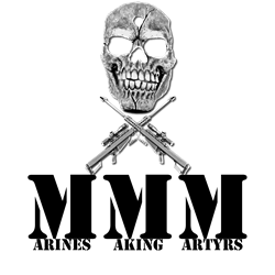 USMC Iraq War T-Shirt