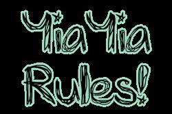 YiaYia Rules! s