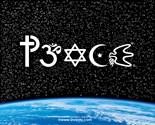 Peace Above Earth