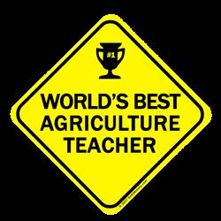Teacher Agriculture T-Shirt