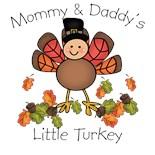 Daddy's Little Turkey
