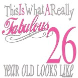 26Th Birthday