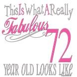72Nd Birthday