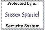 Cocker Spaniel Security System